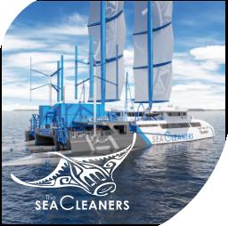 The SeaCleaners - Fonds de dotation picoty