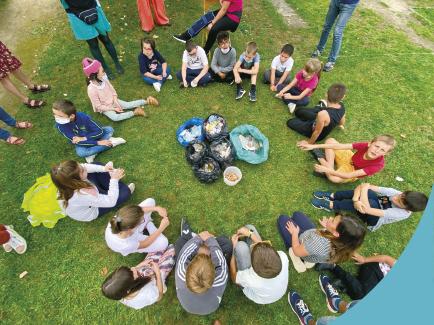 Le World Clean Up Day à l'école de La Souterraine : sensibiliser les enfants pour les aider à construire leur demain